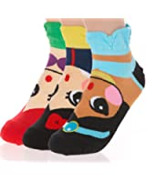 Cute Cartoon Character Socks Princess Series