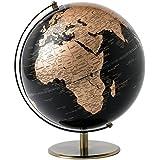 Colección globo de la bola, negro/cobre, 30 cm