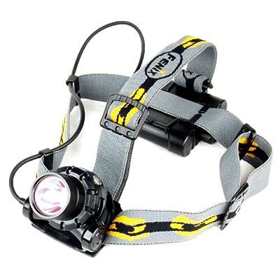 Fenix Hochleistungs LED-Kopflampe, schwarz HP11 von Mertrado GmbH - Lampenhans.de