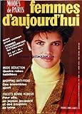 Telecharger Livres FEMMES D AUJOURD HUI MODES DE PARIS No 44 du 30 10 1984 FEMMES D AUJOURD HUI QUI ETES VOUS MODE SEDUCTION 4 ROBES HABILLEES SHOPPING ANTI FROID DES ENSEMBLES SPORT TRCOTS BONNE HUMEUR (PDF,EPUB,MOBI) gratuits en Francaise