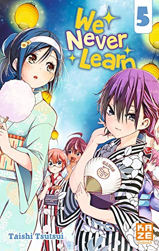 We never learn Edition simple Tome 5