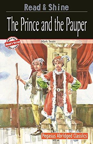 The Prince and Puper - Read & Shine (Pegasus Abridged Classics)