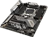 MSI X299 Tomahawk AC Carte mère Intel Core X-Series Socket LGA2066 SATA