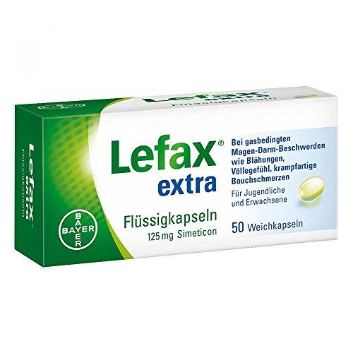 Lefax extra Flüssig Kapseln 50 stk
