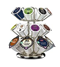 Keurig Cup Holder Carousel, Chrome (Old Model)