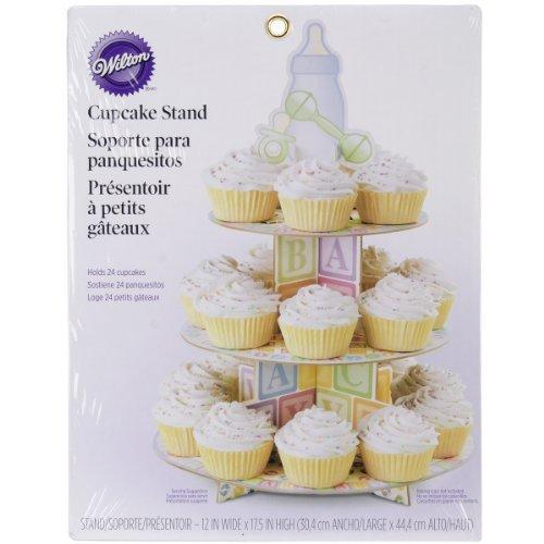 Wilton Brands Support à Cupcake 1004-1492 Par Wilton pieds de bébé