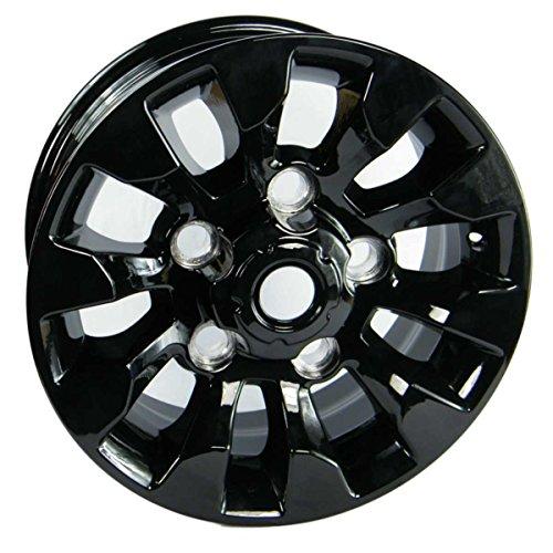 Preisvergleich Produktbild Land Rover Defender 90110Sägezahn Style Legierung Rad schwarz 40,6x 17,8cm-lr025862