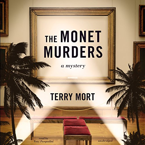 The Monet Murders  Audiolibri