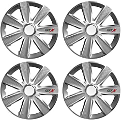 UKB4C 4 x GTX Wheel Trims Hub Caps 16