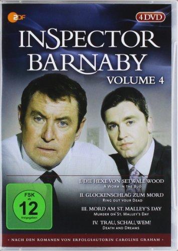 Inspector Barnaby, Vol. 04 [4 DVDs] Preisvergleich