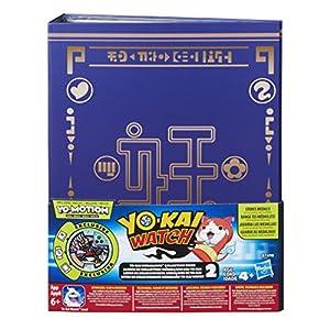 Yokai Watch - Albúm de colección de medallas (Hasbro B7498EQ0)