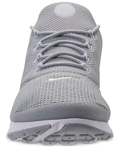 Nike Dos Presto Voar Homens Sapatos Branco 908019003 Cinza IgIqxpwrTP