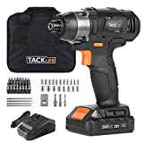 Best Impact Drivers - Impact Driver 18V, Tacklife 180Nm Cordless Impact Wrench Review
