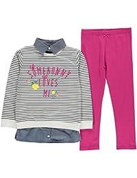 Hose Shirt Und Mütze GläNzend Puppen Set Rosa