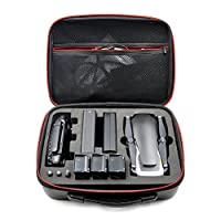 Custodia per custodia EVA per controller per batterie DJI Mavic Air Drone Body 3  Descrizione:  100% nuovo e di alta qualità  Caratteristiche:  Il materiale di superficie è PU che è impermeabile, resistente alla polvere e facile da pulire.  D...