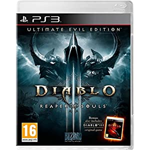 Diablo III: Reaper of Souls – Ultimate Evil Edition (PS3)