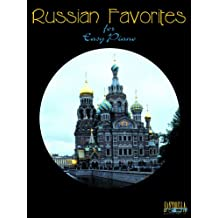 Russian Favorites for Easy Piano with Lyrics