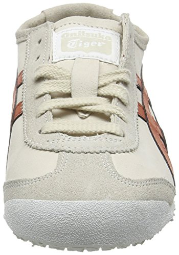 Asics Mexico 66, Sneakers basses mixte adulte Beige (Off-White/Cinnamon)