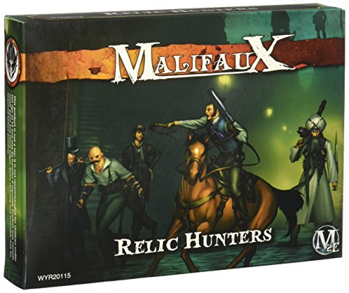 wyrd-miniatures-malifaux-guild-relic-hunters-model-kit-7-pack