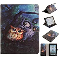iPad 2/3/4 Hülle Case,Lederhülle für iPad 4/3/2 mit Multifunktion,Leweiany Leder Flip Wallet Cover Hardcase Handy... preisvergleich bei billige-tabletten.eu