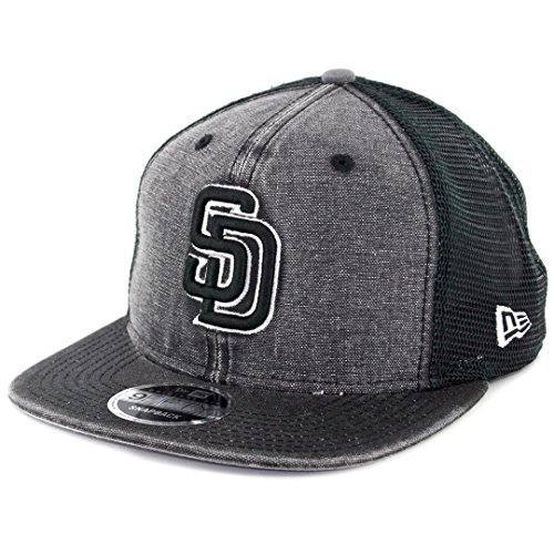 New Era Cap Co,. Inc. Men's 80479393, Black, One Size fits All