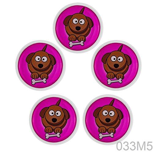 lavagna-magneti-da-frigorifero-033-m5-pezzi-assortiti-magneti-dogs-pets-038-per-bambini-nursery-casa