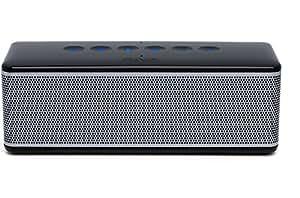 Riva S Enceinte portable Bluetooth Noir