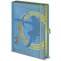 Cuaderno de Notas Premium The Legend Of Zelda - Breath of the Wild [Din A 5]