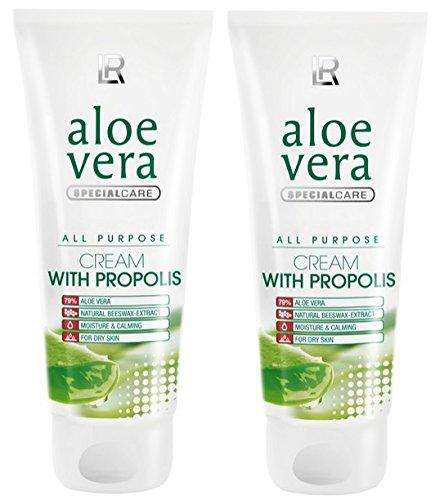 LR Aloe Vera Creme mit Propolis / Cream with Propolis (2x 100 ml)