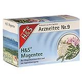 H&S Magentee Filterbeutel 20 St Filterbeutel