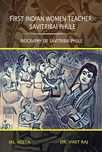 First Indian Women Teacher: Savitribai Phule