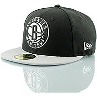 best service f0485 849d9 New Era Brooklyn Nets 2-Tone Secondary 59FIFTY Fitted NBA Cap