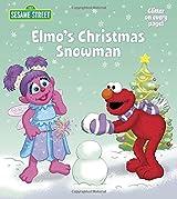 Elmo's Christmas Snowman (Sesame Street) (Sesame Street Board Books) (Sesame Street (Random House))
