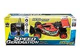 Re.El Toys Speed Genearation Rc Scala 1/18 Mezzi Giocattolo Auto, Multicolore, 8001059021093