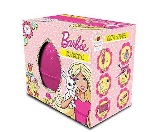 Barbie DWY82 - Uovissimo, Multicolore [anno 2016]