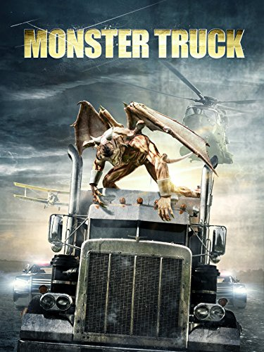Monster Truck Cover