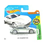 HOT WHEELS® Aston Martin DB10 - 1:64 - silber/metallic (Edition Spectre 007)