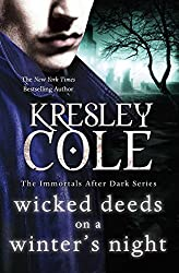 Wicked Deeds on a Winter's Night (The Immortals After Dark Series Book 4)