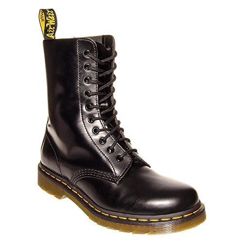 Dr. Martens Adult CLASSIC 10 EYE DM BOOT 6 UK (Classic 6 Boot Eye)