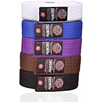 Tatami Fightwear BJJ - Cinturón tamaño A2, Color marrón