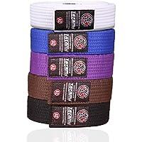 Tatami Fightwear BJJ- Cinturón para Adulto, tamaño A2, Color Azul