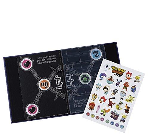 Yo-Kai Watch Yo- Kai Álbum de colección de medallas, Miscelanea (Hasbro B7498EQ0)