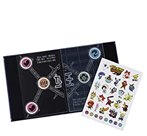 Yokai Watch - Album de colección de medallas de Yokai Watch (Hasbro B7498EQ0)