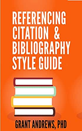 Referencing citation and bibliography style guide how to cite enter your mobile number or email address below and well send you a link to download the free kindle app then you can start reading kindle books on your ccuart Image collections