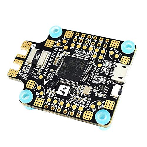 Fantasyworld Portable Super Mini Alarm Module w/ LED for NAZE32 F3 Flight Controller RC Drone FPV Racing Multi Rotor Giochi d'imitazione Cucina