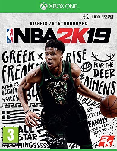 NBA 2K19 / Jeu vidéo Xbox One |
