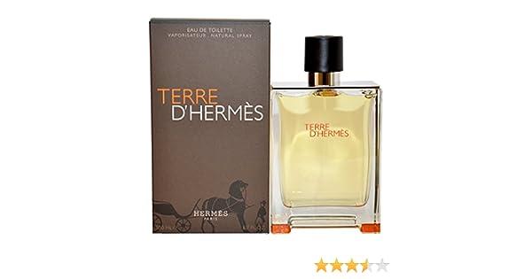 200 Parfum Homme Pour Eau Ml D'hermès Terre Hermès De q534LARj