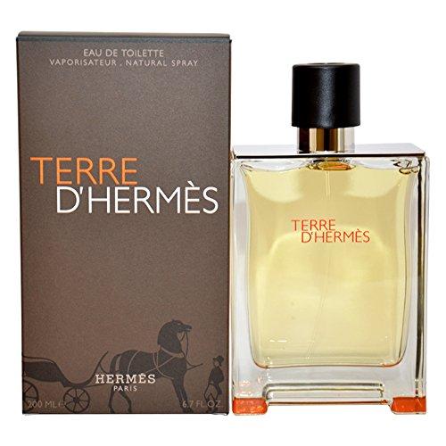 Hermès pour homme - Eau de parfum Terre d'Hermès - 200 ml