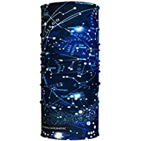 Buff Northem Star National Geographic Tubular, Unisex Adulto, Azul (Dark Navy), Talla Única