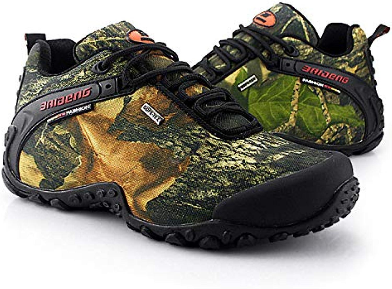 HCBYJ scarpa Scarpe da Trekking all'Aria Aperta Estate Traspirante Escursioni Deserto Cross-Country Scarpe da... | Di Progettazione Professionale  | Uomo/Donna Scarpa